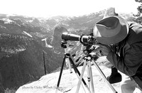 Ansel Adams in Yosemite National Park in 1968,  image # 25:  A.Adams25