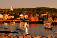 Rockport Harbor,  Massachusetts: 871_7191