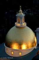 The Golden Dome, Boston, Massachusetts: 874_7441